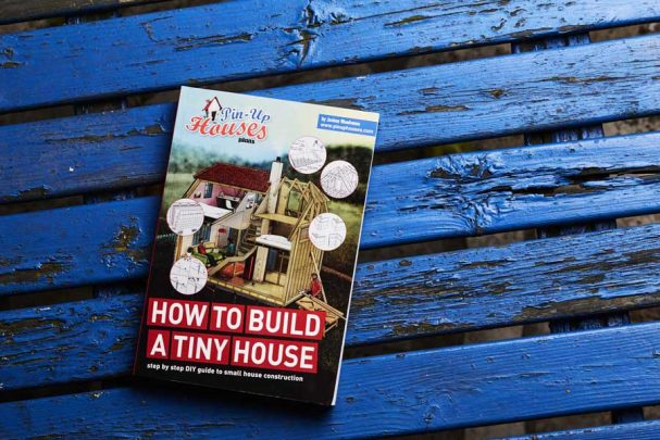 how to build a tiny house DIY manual