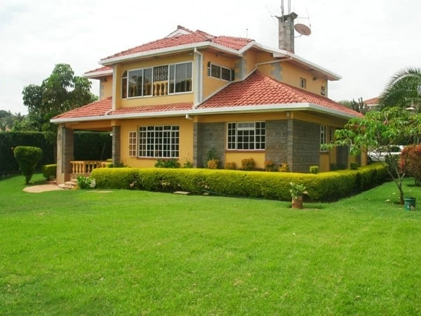 Cost of building a house in Kenya
