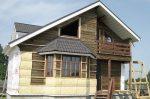 Деревянный вентилируемый фасад – Вентилируемый деревянный фасад — Лучшие фасады частных домов