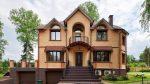Интерьер фасада частного дома фото – Дизайн и стили фасада загородного дома: примеры с фото