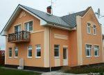 Фасадные краски по штукатурке для наружных – чем покрасить фасад дома, технология окраски и выбор лучшего материала