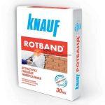 Калькулятор ротбанда – KNAUF ROTBAND / (30 ),