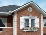 Наружная облицовка фасада – 10 материалов для отделки фасада частного дома