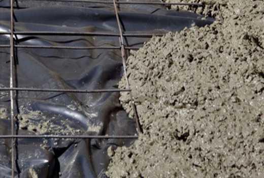 Цементный раствор м250 технические характеристики забирка бетоном