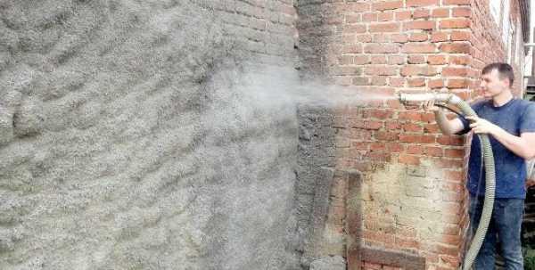 утепление стен снаружи под штукатурку